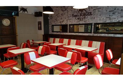 Restaurace Tom's Burger Hybernská - Restaurace Tom's Burger Hybernská