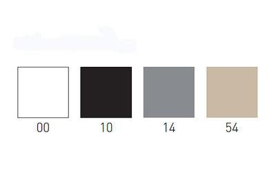 vzorník barev pro konstrukce stolů Claro