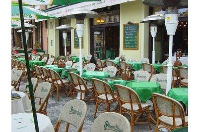 Staroměstská restaurace - zahrádka Staroměstské restaurace