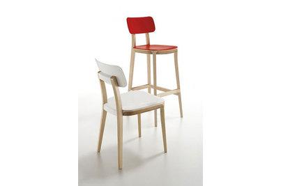 židle Porta Venezia i v barovém provedení
