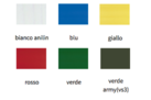 židle Pizza Color -