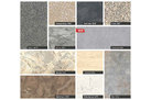 stůl Roma 4 Black QT Classicline - dekory kamene a mramoru