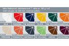 slunečník Protect 3x3m - vzorník látek Waterproof