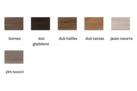 Stůl CASA Mia variant - vzorník moderních  barev