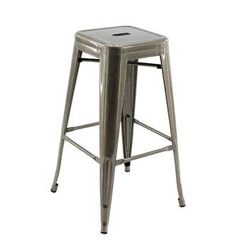 Barové židle - barová židle Breno natural