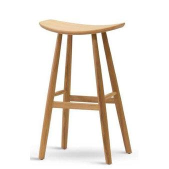 Barové židle - barová židle Guru bar dub