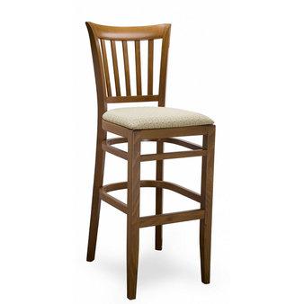 Dřevěné barové židle - barová židle Harry 701
