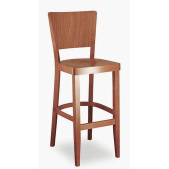 Dřevěné barové židle - barová židle Josefína 262