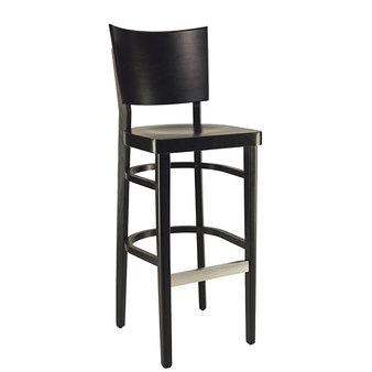 Dřevěné barové židle - barová židle Manhattan BST