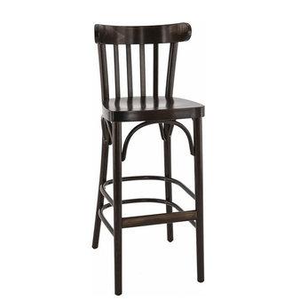Dřevěné barové židle - barová židle Vienna BST