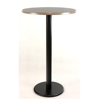 Barové stoly - barový stůl Basic 025/430 RT dekor Anthracite