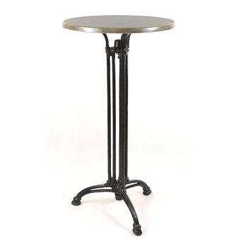 Barové stoly - barový stůl Dominique 3RST dekor Concrete