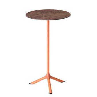 Barové stoly - barový stůl Tripé průměr 60cm