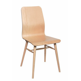 Židle - dřevěná židle XCHAIR