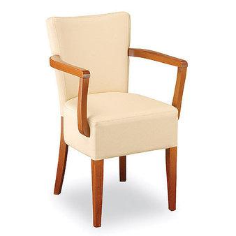 Dřevěné židle - dřevěné křesílko Isabela 780
