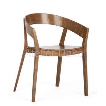 Židle - dřevěné křeslo Archer B-4800