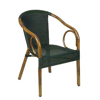 Zahradní židle - křeslo Costa Flat Mocca