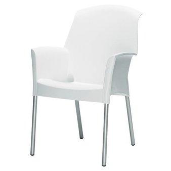 Plastové židle - křeslo Super Jenny