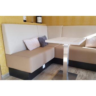 Lavice a sedací boxy - lavice NESSA
