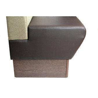 Lavice a sedací boxy - lavice PAULA