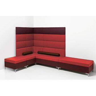 Lavice a sedací boxy - lavice - sedací systém ABACO
