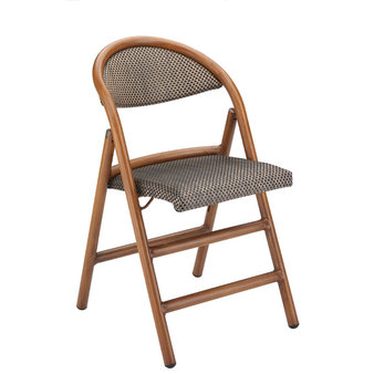 Ratanový nábytek - skládací ratanová židle CLACK 331T
