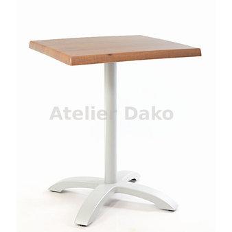 Zahradní stoly - sklopný stůl Berlin QSM Pinie