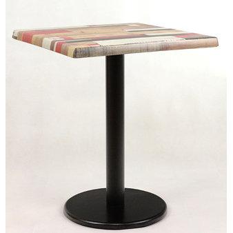 Kavárenské a restaurační stoly - stůl Basic 025QSM