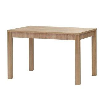 Stoly - Stůl CASA Mia 120x80cm dub Sonoma