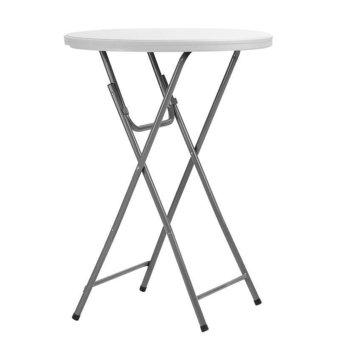 Cateringové stoly - stůl Coctail 80