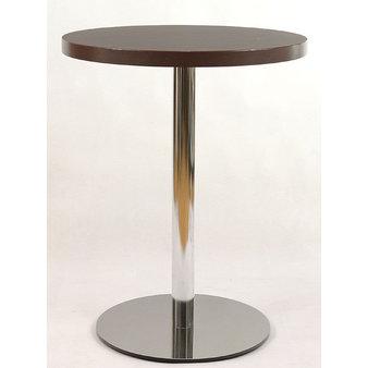 Kavárenské a restaurační stoly - stůl Flat 03RLTD ART INOX