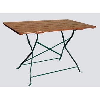 Zahradní stoly - stůl Klasik 110x70