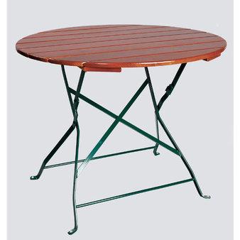 Zahradní stoly - stůl Klasik 80