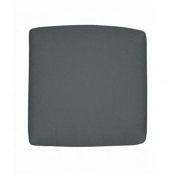 Sedáky na zahradní nábytek - univerzální sedák tmavě šedý - látka HIT UNI 7840