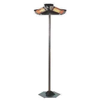 Tepelné zářiče - venkovní stojanový zářič Girosole 769N