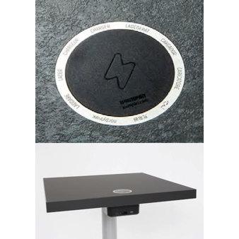 Bezdrátové nabíjecí stoly - Vestavná bezdrátová nabíječka IPAN IPAN FLAT
