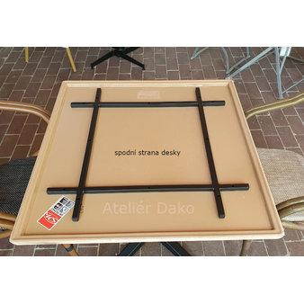 Doplňky - výztuha stolové desky Werzalit