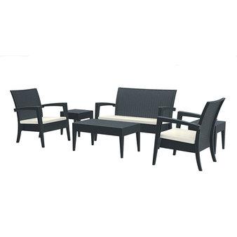 Zahradní lounge sedačky - zahradní lounge set Miami