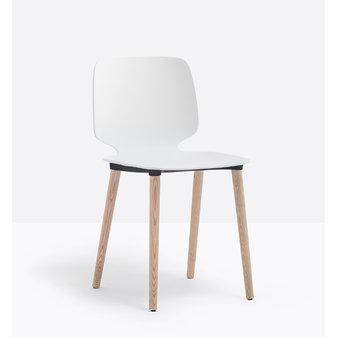 Plastové židle - židle Babila