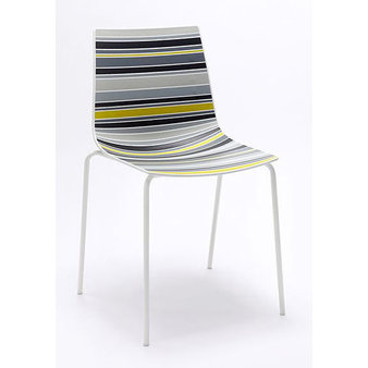 Kovové židle - židle Claire