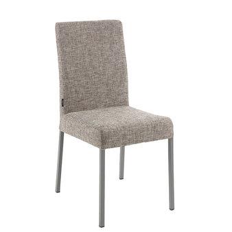 Kovové židle - židle Dax v látce Alex 007