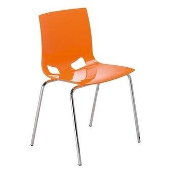Kovové židle - židle Fondo