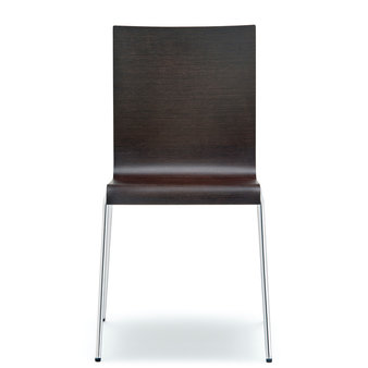 Kovové židle - židle Kuadra 1331 wenge