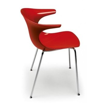 Kovové židle - židle Loop