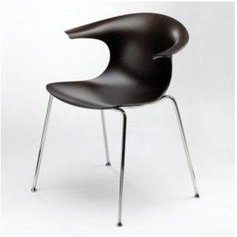Dřevěné židle - židle Loop 3D wood