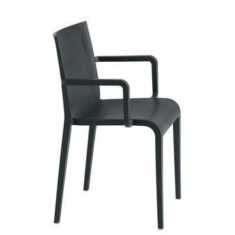 Plastové židle - židle Nassau 534 s područkami