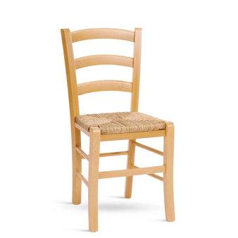 Dřevěné židle - židle Pizza výplet
