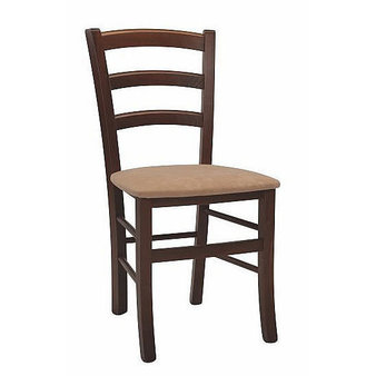 Dřevěné židle - židle Pizza