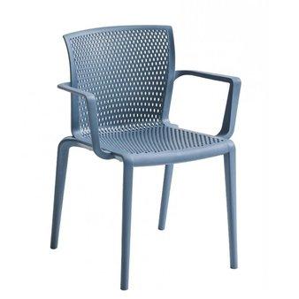Plastové židle - židle Spyker B s područkami