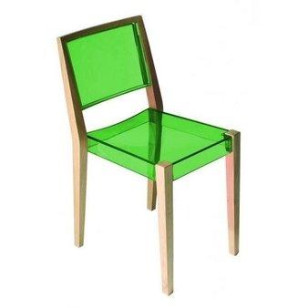 Plastové židle - židle Together